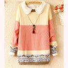 Color-Block Sweater 1596