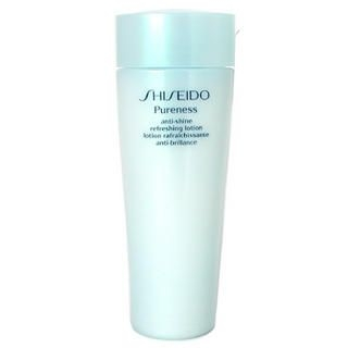 Picture of Shiseido - Pureness Anti-Shine Refreshing Lotion 150ml/5oz (Shiseido, Skincare, Face Care for Women, Womens Cleansers & Toners)