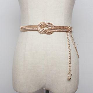 Image of Braided Chain Belt