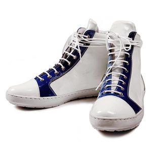 Buy Purplow Handmade High Top Sneakers 1005017027