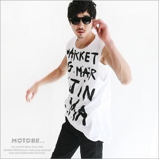 Buy MOTOBE Sleeveless Tee Shirt 1022813081
