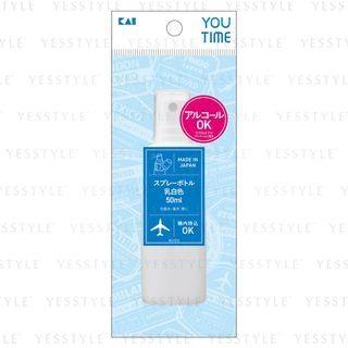 You Time Spray Bottle Milky White 50ml 1 pc