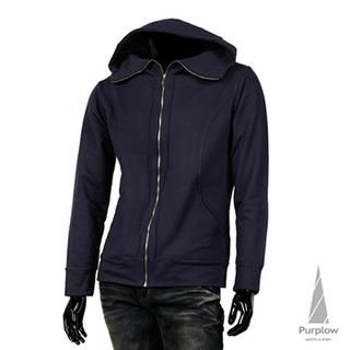 Buy Purplow Hood Zip Jacket 1022395877