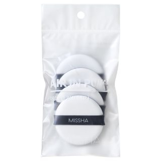 Missha - Air In Puff 4pcs 4pcs 1061076642