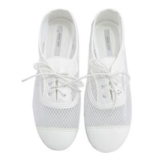 Picture of AKA Lace-Up Mesh Sneakers 1022737299 (Sneakers, AKA Shoes, Korea Shoes, Womens Shoes, Womens Sneakers)