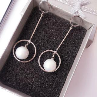 Image of Ball Drop Earring