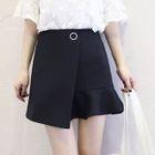 Asymmetric A-line Skirt 1596