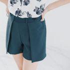 Wide Leg Shorts 1596
