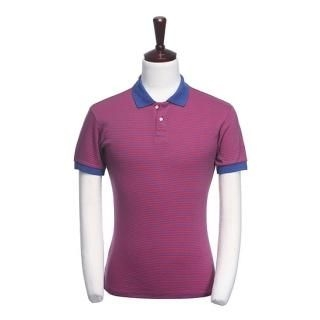 Buy STYLEHOMME Stripe Polo Shirt 1022706107