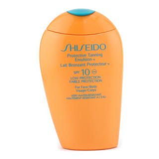 Protective Tanning Emulsion N SPF 10 ( For Face and Body )