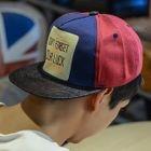 Color Block Baseball Cap 1596