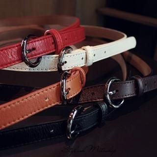 Buy MITOSHOP Faux Leather Belt 1022919347