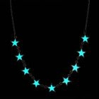 Glowing Star Necklace 1596