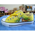 Happy Cats Canvas Sneakers от YesStyle.com INT