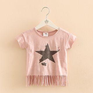 Short-sleeve | T-Shirt | Star | Kid