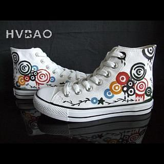 Buy HVBAO Fantasy Zone High-Top Sneakers 1014069825