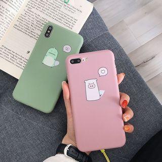 Image of Animal Printed iPhone 6 / 6 Plus / 6s / 6s Plus / 7 / 7 Plus / 8 / 8 Plus / X / XS / XS Max / XR Case