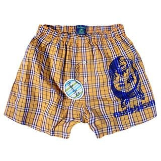 Buy Fraternity Printed Gingham Boxer 1023006532