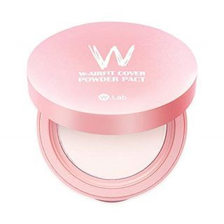 W.Lab - W-Airfit Cover Powder Pact (Nudie Pink) 12g 1061616528