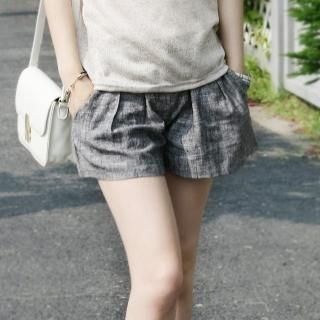 Buy Soegirl Pleated Shorts 1023038844