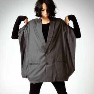 Picture of deepstyle Oversized Jacket 1022507991 (deepstyle, Mens Outerwear, Korea)