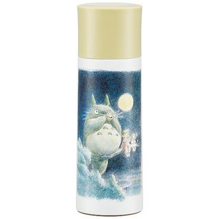 My Neighbor Totoro Stainless Mug Bottle with Cup 360ml (Water Color) 1063809024