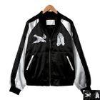 Color-Block Zip-Up Jacket 1596