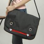 Devil Messenger Bag Black - L от YesStyle.com INT