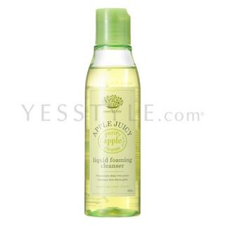 Apple Juicy Liquid foaming Cleanser