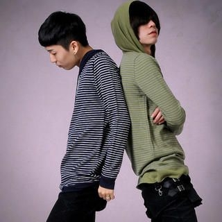 Picture of deepstyle Hooded Pullover 1022191962 (deepstyle, Mens Tees, South Korea)