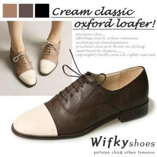 Buy Wifky Lace-Up Oxfords 1023049424