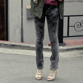 Buy MoDN Washed Skinny Jeans 1022992237