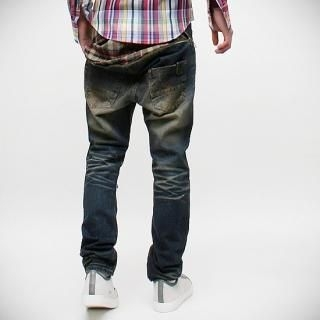 Buy Peeps Distressed Detail Washed Jeans 1022437470