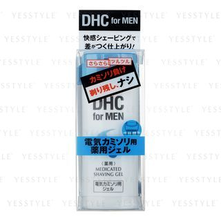 DHC - Medicated Shaving Gel (For Men) 140ml 1056062538