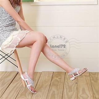 Buy Lane172 Beaded Sandals 1022815996