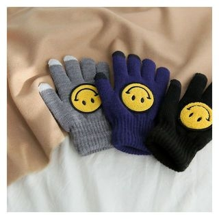 Appliqu Gloves