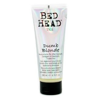 Buy Tigi – Bed Head Dumb Blonde Reconstructor For After Highlights (Damaged and Chemically Treated Hair) 200ml/6.76oz