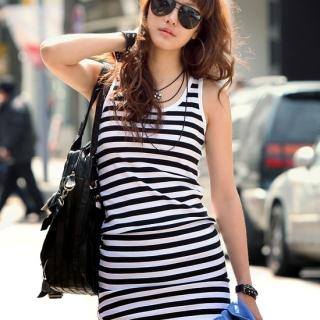 Buy REDOPIN Striped Tank Top 1022471584