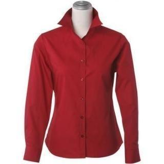 Buy CorLeonis Long Sleeve Shirt- Smart Basic (Red) 1004674847