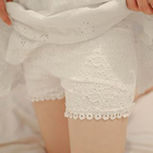 Maternity Lace Under Shorts 1596