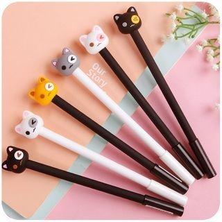 Cat Rollerball Pen 1057089982