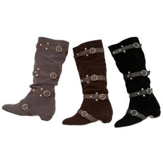 Picture of Cookie 7 Mid Calf Boots 1021598860 (Boots, Cookie 7 Shoes, Korea Shoes, Womens Shoes, Womens Boots)