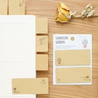 Kraft Paper Sticky Note 1061615204