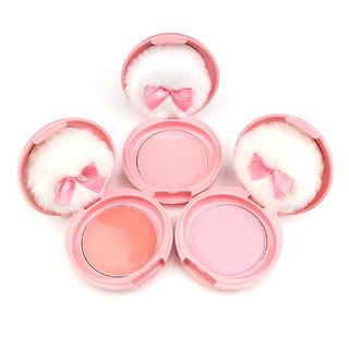 Rivecowe - Shine Blusher (5 Colors) #03 Shine Coral 1059575180