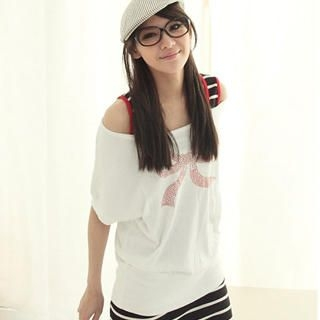 Buy CatWorld Ribbon Loose-Fit Top 1023041832