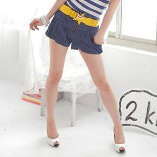 Buy 2kilo Zip Front Shorts 1022561992