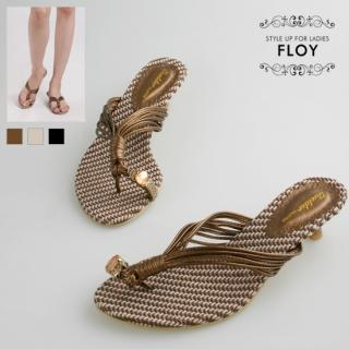 Picture of FLOY SHOES Rhinestone Accent Thong Mules 1023054797 (Other Shoes, FLOY SHOES Shoes, Korea Shoes, Womens Shoes, Other Womens Shoes)
