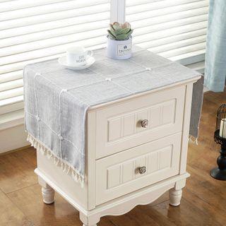 Coffee   Cloth   Plaid   Table
