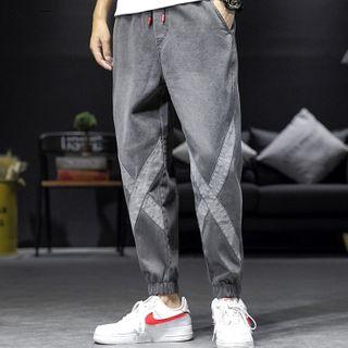 Image of Cross Harem Jeans