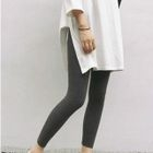 Ribbed Leggings 1596
